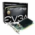 Grafische kaart 1GB EVGA GT210