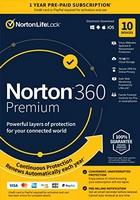 Norton 360 10 gebruiker 1 jaar