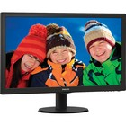 Monitor TFT 22'' Philips 223V5LSB (1920 x 1080 / VGA / DVI / 5 ms)