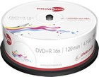 DVD+R Primeon 25 st. printable spindle