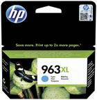 Cartridge HP 963XL cyaan