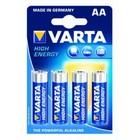 Varta AA batterij 4x