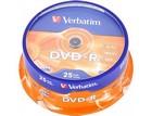 DVD-R Verbatim 25 stuks op spindel