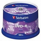 DVD+R Verbatim spindel 50 stuks