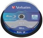 BD-R Verbatim 25GB spindel 10 stuks