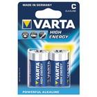 Varta C batterij 2x