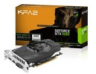 Grafische kaart 2GB KFA2 GeForce GTX1050 OC