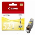 Cartridge Canon CLI-521 Yellow