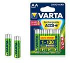 Varta AA batterij 4  x 2100mAh