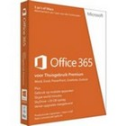 MS Office 365 Home Personal  (1 licenties, 1 jaar) PC/MAC