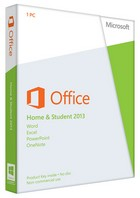 MS Office 2013 Home & Student (1 licentie)