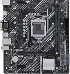 Moederbord S1200 Asus H510M-D (Gen 10/11)