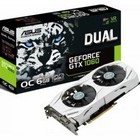 Grafische kaart 6GB Asus Geforce GTX1060 Dual OC