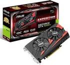 Grafische kaart 4GB Asus Geforce GTX1050ti