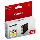 Cartridge Canon PGI-1500XL geel