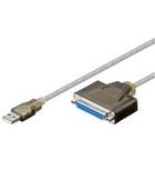USB naar parallel kabel