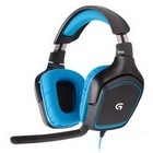 Headset Wired Logitech Gaming G430