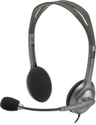 Headset Wired Logitech H111