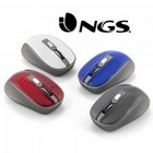 Mouse NGS Blue/Red Tick wired