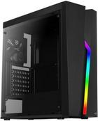 Case Aerocool Midi Bolt RGB