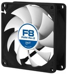 Case cooler 80 mm Arctic 4 pin