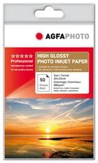 AgfaPhoto papier 10x15 260gr. 50 vel