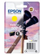Cartridge Epson 502 Geel
