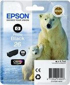 Cartridge Epson T2611 Foto zwart