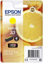Cartridge Epson T3344 Geel