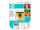 Cartridge HP 363 Yellow