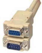 Serial kabel 9M/F, 1.8 meter