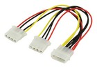 Power splitter 1 x Molex -> 2 x Molex