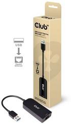 Netwerk adapter USB3.0 Club3D 2.5Gb