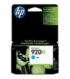 Cartridge HP 920XL Cyaan