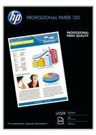 HP Professional glossy laser papier 120 gr / 250 vel