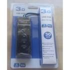 USB hub c-type naar 4 x 3.0