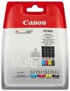Cartridge Canon CLI-551C/M/Y/BK