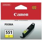 Cartridge Canon CLI-551Y