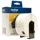Brother DK-11208 Die-Cut label: 90X38mm - Largeaddresslabel - white