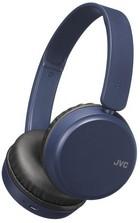Headset Bluetooth JVC blauw