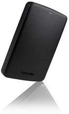 Harddisk extern 2,5'' 2TB Toshiba Canvio