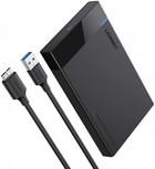 Harddisk Case USB3.0 2,5'' UGreen S-ATA (schroefloos)
