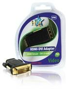 DVI-D -> HDMI adapter