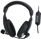 Headset Wired Logilink Gaming