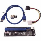 PCI-E 1X to 16X Riser Card Adapter