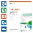 MS Office 365 Business Premium  (1 jaar) PC/MAC