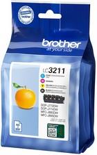 Cartrdige Brother LC-3211 ValuePack