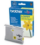 Cartridge Brother LC-970Y