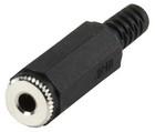 Plug contra mini jack 3,5 mm