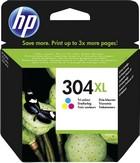 Cartridge HP 304 XL color